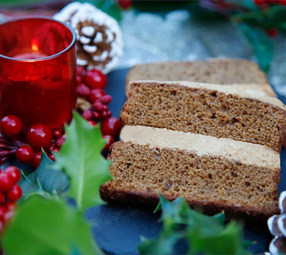 Gingerbread Slice