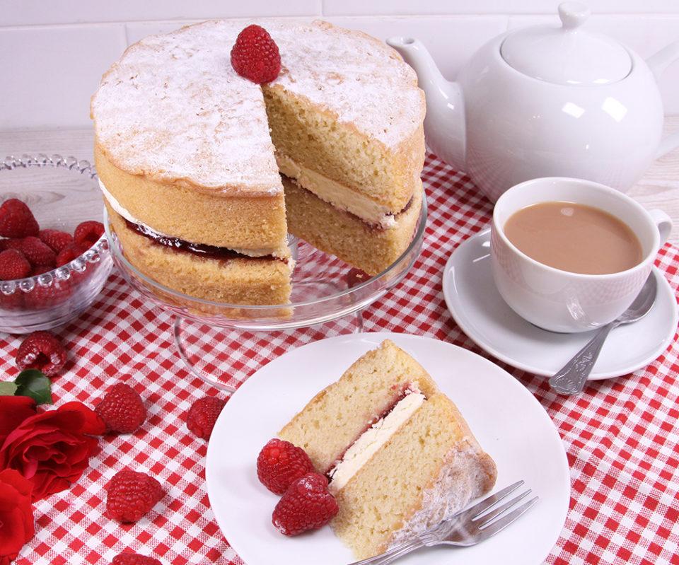 What is Victoria Sponge Cake?