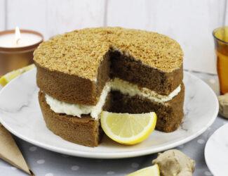 Gluten Free Ginger Cake