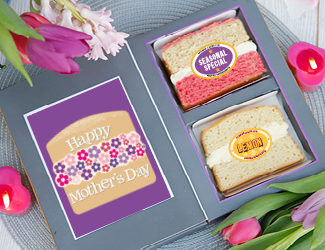 Mother's Day Cake Cards