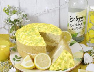 Gluten Free Lemon and Elderflower Cake - Thumbnail
