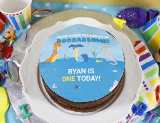 Birthday Photo Cakes - Thumbnail