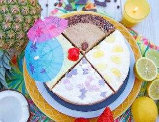 Summer Sharing Sponge Cake