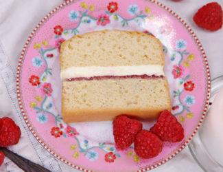 Gluten Free Victoria slice