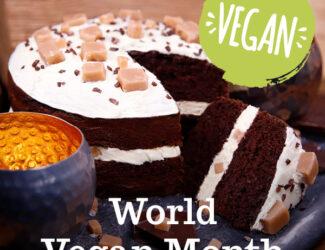 World Vegan Month - November 2020