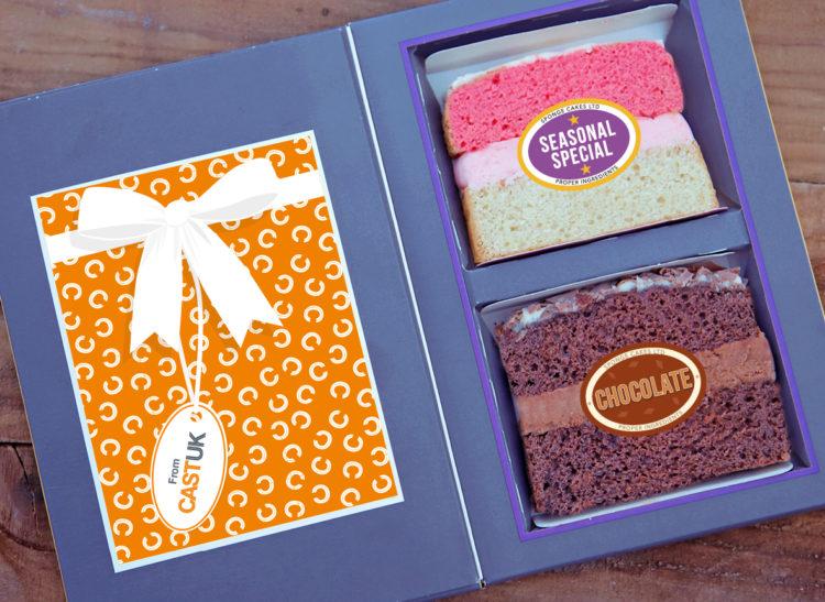 Branded Cake Cards