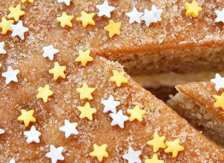 Sugared star top