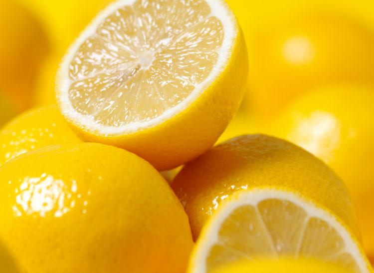 Lemons- cut