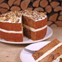 Carrot Cake Sponge
