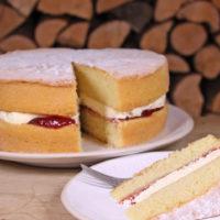 Victoria Cake Sponge