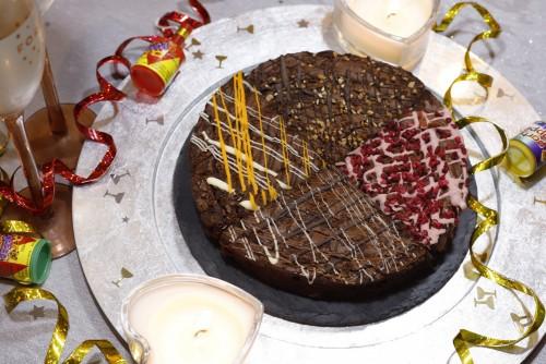 4 Sharing Brownies