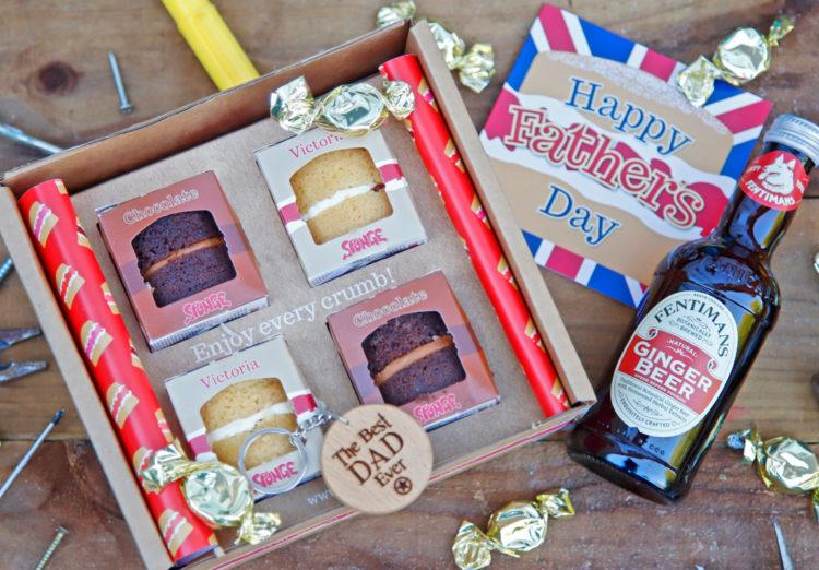 Father's Day Hamper 2020 - Keyring & Fentimans Ginger Beer