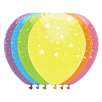 Pack of 6 Balloons