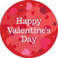 Happy Valentines Day Top