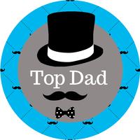Top Dad Cake Top