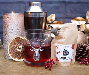 Christmas Negroni Cocktail